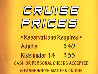 Image:  Captain Barry's Eco Expedition Prices